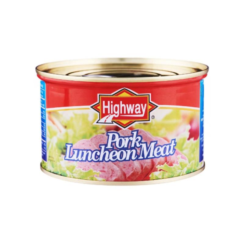 Luncheon Meat, Pork - Highway