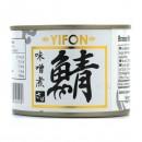 Yifon Braised Mackerel in Miso Sauce