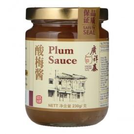 Plum Sauce (酸梅酱) - Kwong Cheong Thye
