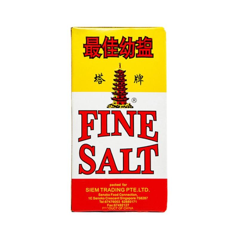 Salt, Fine - Pagoda