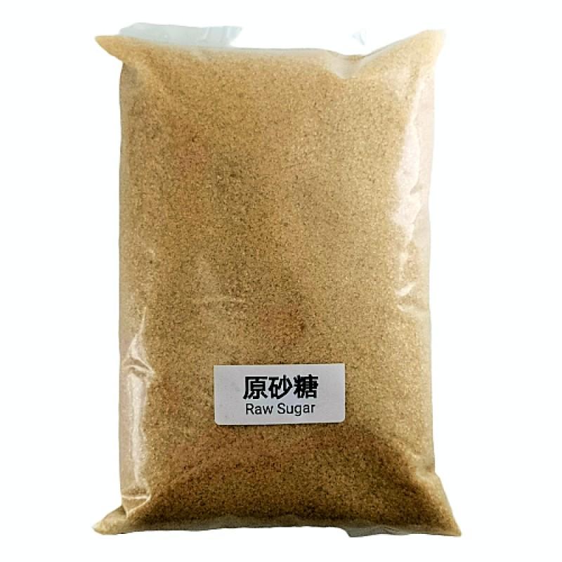 Raw Sugar 原砂糖