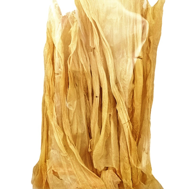 Dried Beancurd Skin (腐竹皮) - Ah Pau