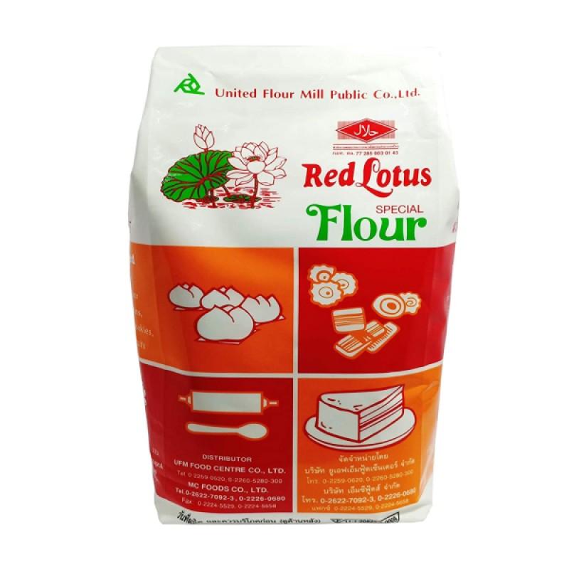 Special Flour - Red Lotus