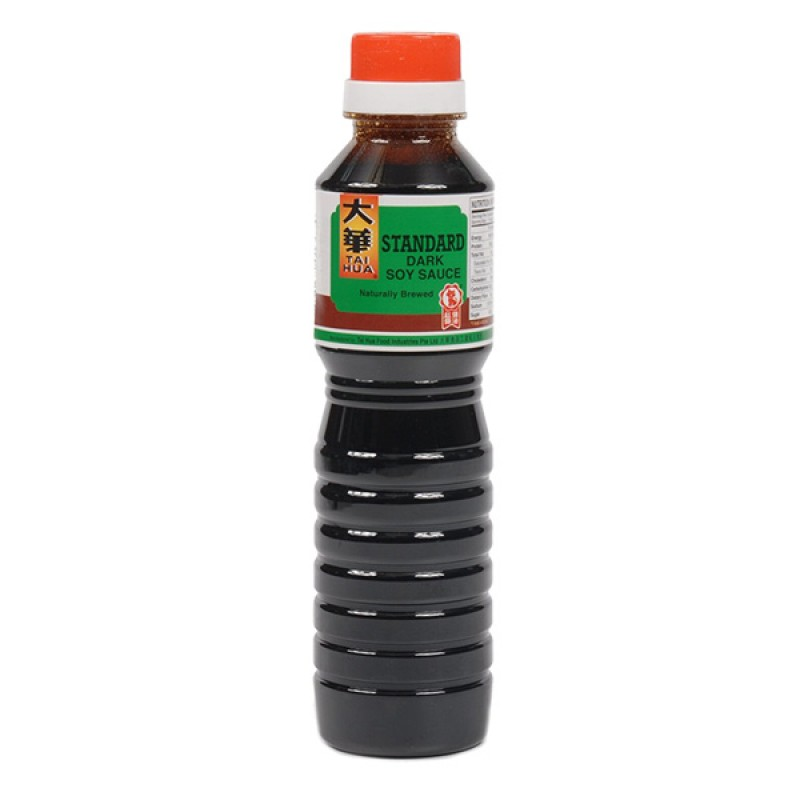 Soy Sauce, Dark, Standard - Tai Hua