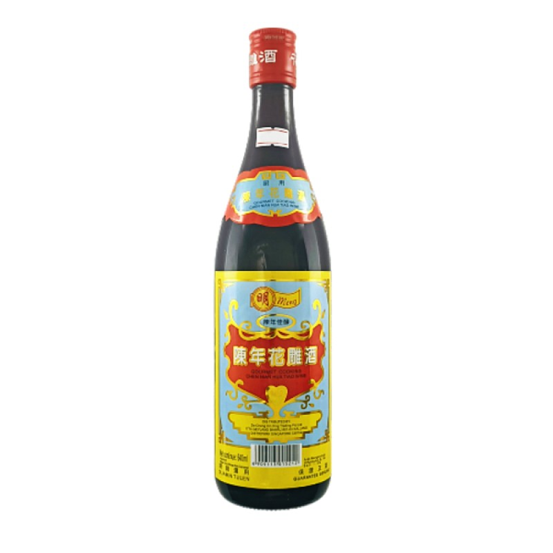Chen Nian Hua Tiao Chiew (陈年花雕酒) - Imperial Brand