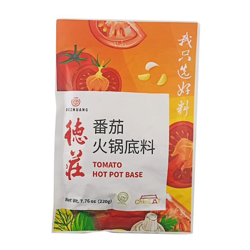 Tomato Hot Pot Base - DeZhuang