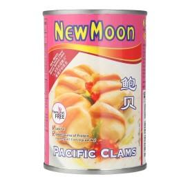 Pacific Clams - Newmoon