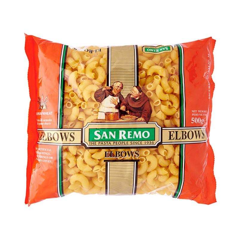 Pasta Elbow- San Remo