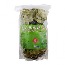 Spinach Mee Hoon Kueh
