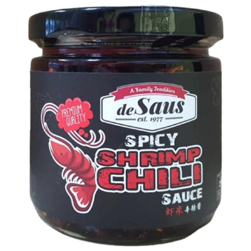 Shrimp Chilli Sauce - deSaus