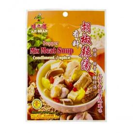 Pepper Mix Meat Soup - Ajishan