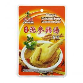 Ginseng Chicken Soup - Ajishan
