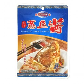 Chan Hong Instant XO Steam Fish Paste