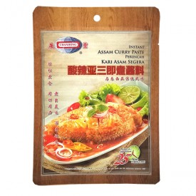 Chan Hong Instant Assam Curry Paste