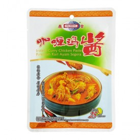 Chan Hong Instant Curry Chicken Paste