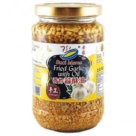 Fried Garlic with Oil (香炸蒜酥油) - Suci Mama