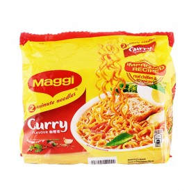 Maggi Curry Flavour Instant Noodle