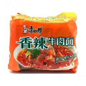Kang Shi Fu Hot Beef Instant Noodle