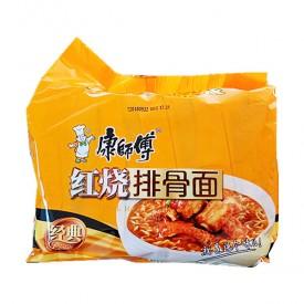 Kang Shi Fu Pork Rib Stewed Instant Noodle