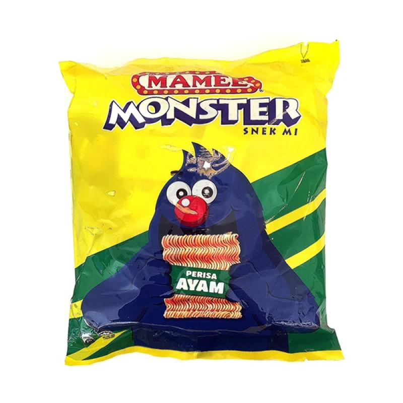 Noodles Snack, Chicken - Mamee Monster