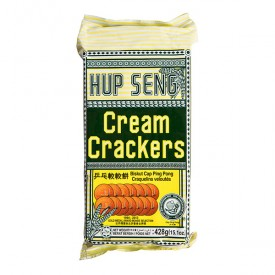 Crackers Cream - Hup Seng