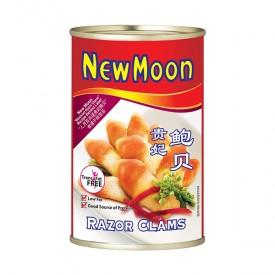 Newmoon Razor Clams