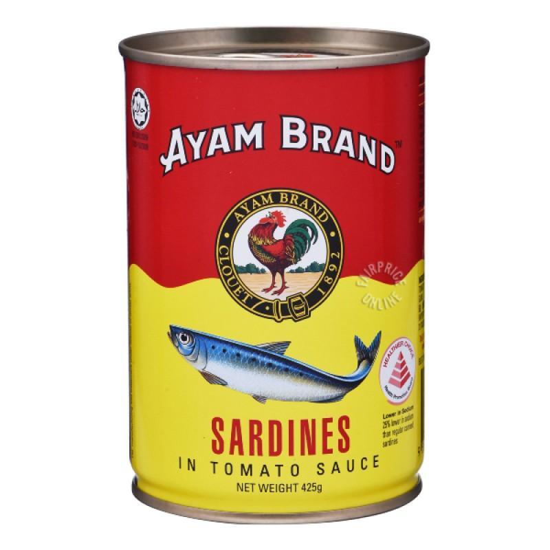 Sardines in Tomato Sauce - Ayam Brand