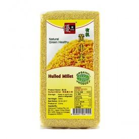 Umed Organic Hulled Millet