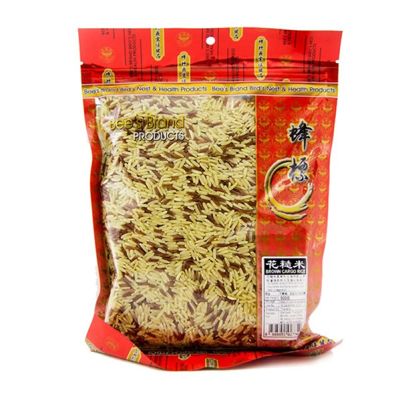 Brown Cargo Rice - Bee's Brand