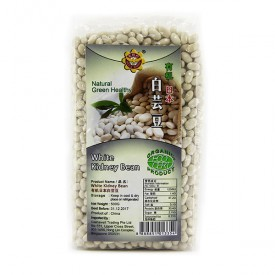 White Kidney Bean, Organic - Bee's Brand