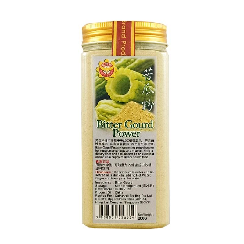 Bitter Gourd Powder (苦瓜粉)- Bee's Brand