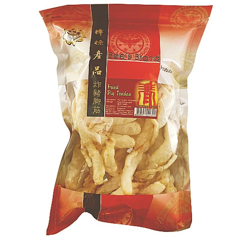Fried Pig Tendon (炸猪脚筋) (Medium) - Bee's Brand