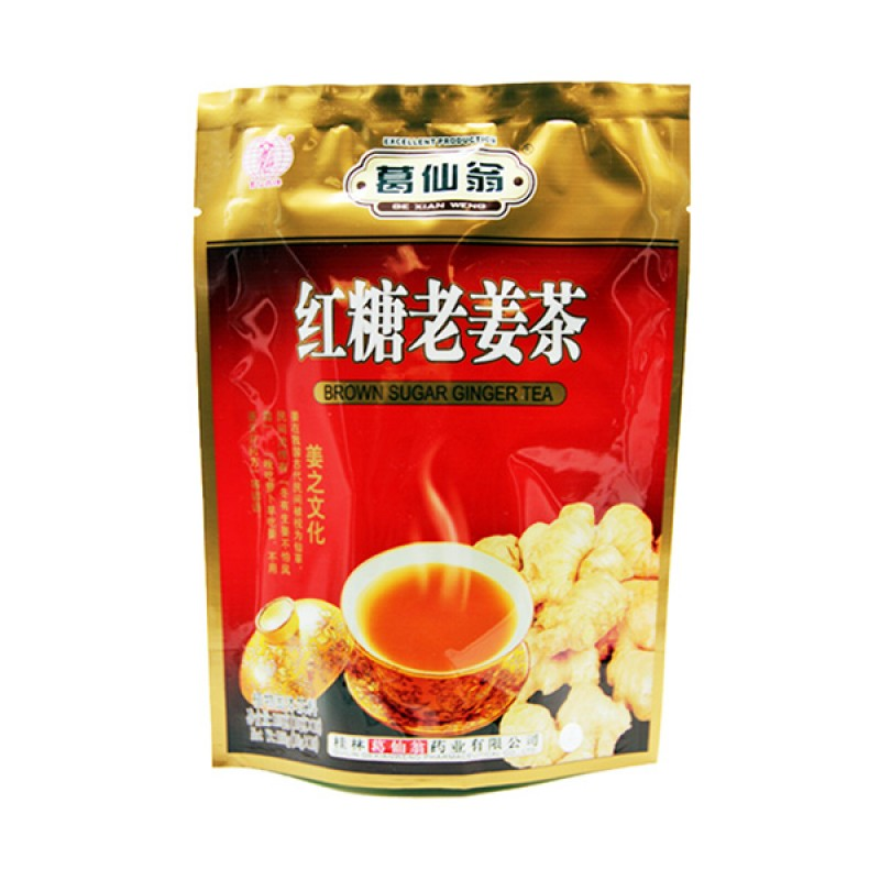 Ginger Tea, Brown Sugar - Ge Xian Weng