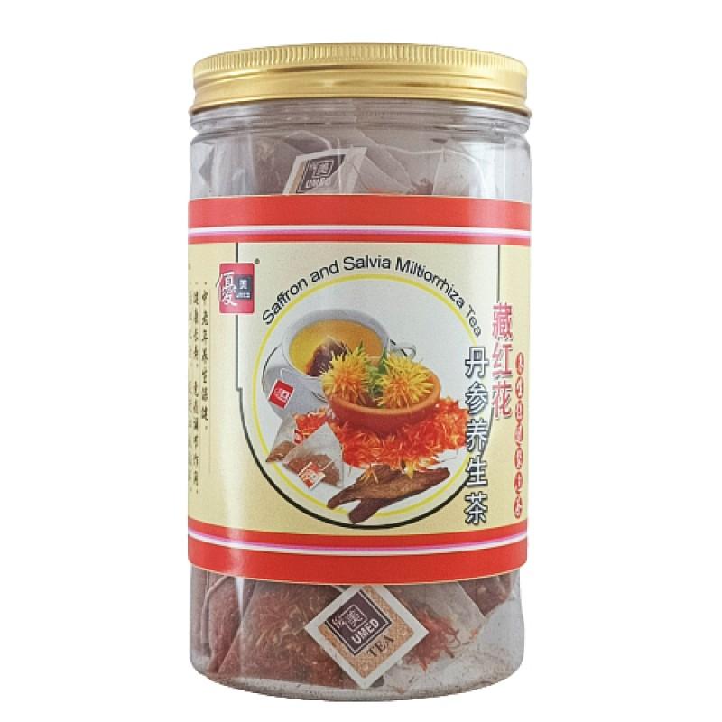 Saffron Salvia (藏红花丹参) (20 teabags)- Umed