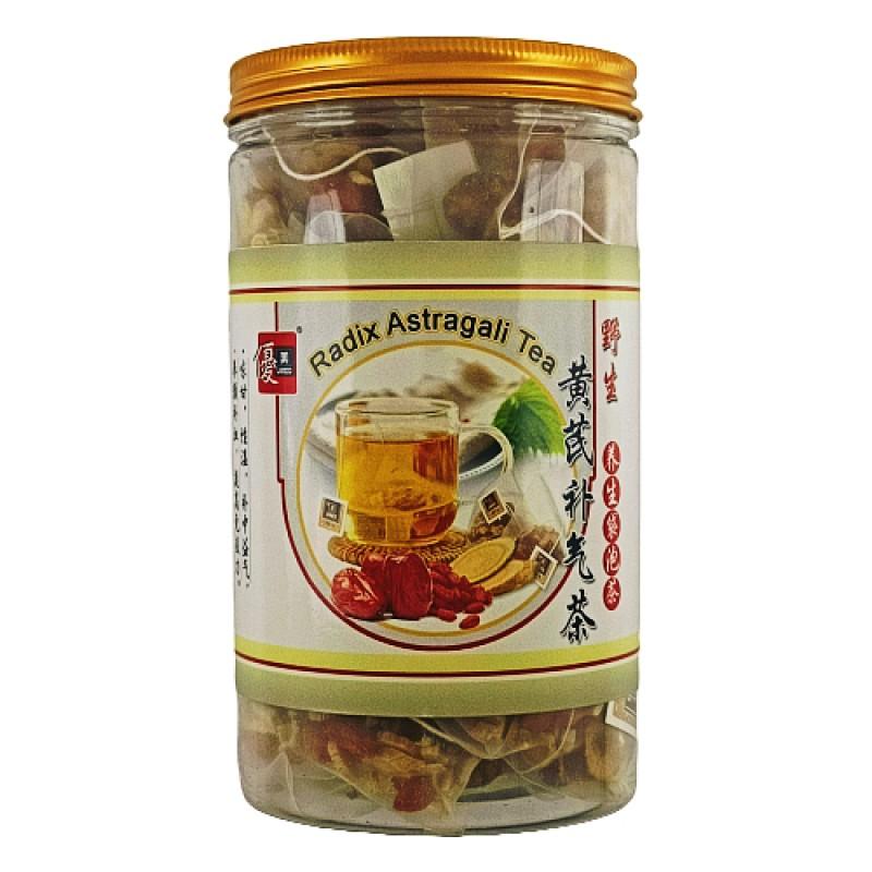 Radix Astragali Tea (黄芪茶)(20 teabags) - Umed