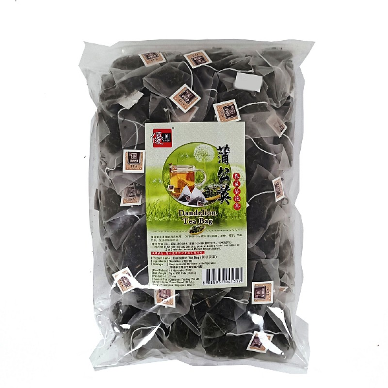 Dandelion Tea Bag (100 teabags) - Umed