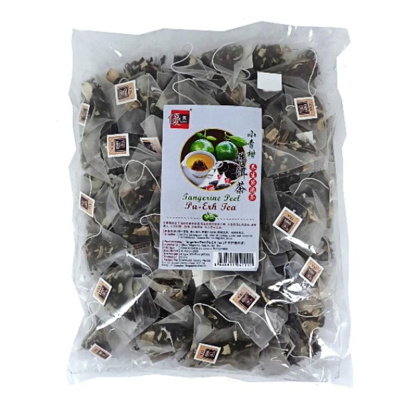 Tangerine Peel, Pu Er Tea (100 teabags) - Umed