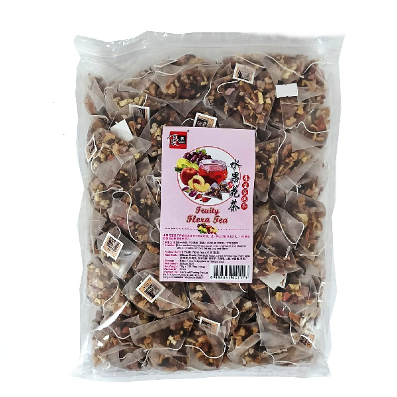 Fruity Flora Tea (100 teabags) - Umed