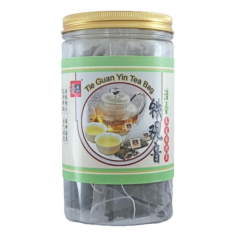 Tie Guan Yin Tea (清香铁观音茶)(20 teabags) - Umed