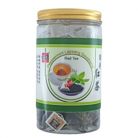 Peppermint Lapsang Souchong Red Tea (正山小种红茶)(20 teabags) - Umed