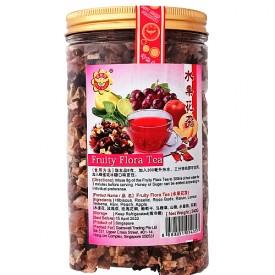 Bee's Brand Fruity Flora Tea (水果花茶)