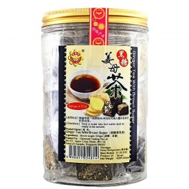 Ginger Tea with Brown Sugar (姜母茶) - Bee's Brand