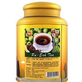 Pu Erh with Citrus Tangerina Tea (小青柑普洱茶) - Bee's Brand