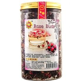 Bee's Brand Golden Edge Yunnan Rose Buds (云南金边玫瑰花)