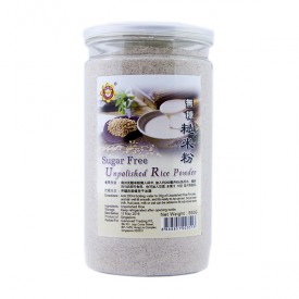 Bee's Brand Sugar Free Unpolished Rice Powder