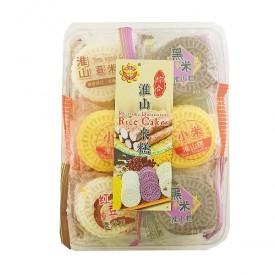 Bee's Brand Huai Shan (Rhizoma) Rice Cakes