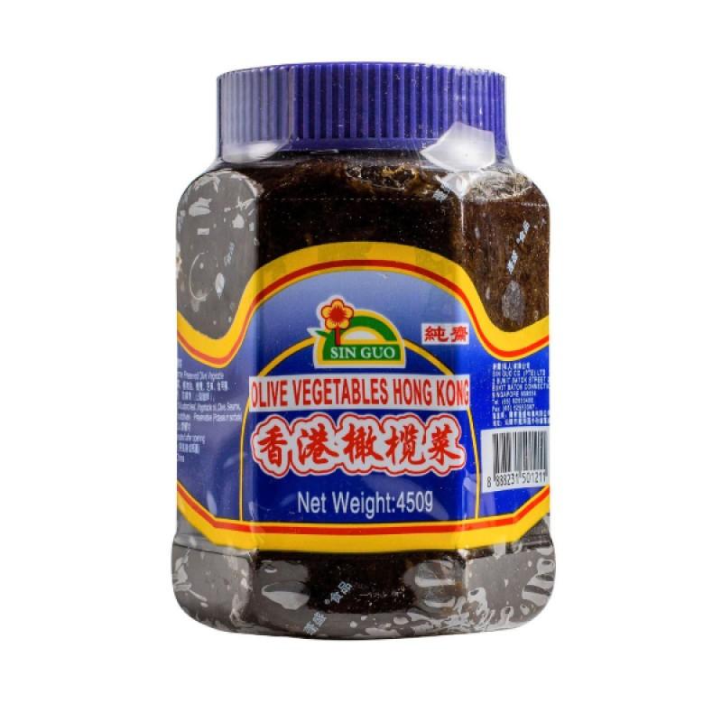Olive Vegetables Hong Kong 橄榄菜 - Sin Guo