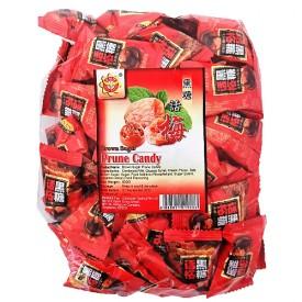Brown Sugar Prune Candy - Bee's Brand