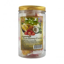 Bee's Brand Assorted Fruit Gummy Candy