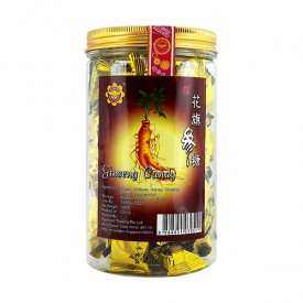 Bee's Brand Ginseng Candy